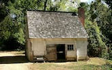 Architect Jobie Hill is creating a national survey of America's slave houses