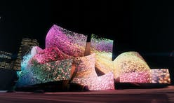 Refik Anadol to cover Walt Disney Concert Hall with vivid data projections