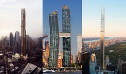 How SHoP is Re-thinking Skyscraper Design and Transforming New York's Skyline in the Process