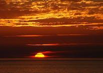 http://en.wikipedia.org/wiki/Sunset#/media/File:Sunset_2007-1.jpg