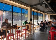 Awesome coffee shop design
