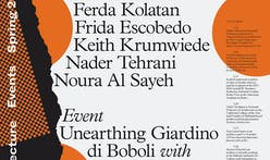 Get Lectured: Syracuse Architecture in Florence, Spring '18