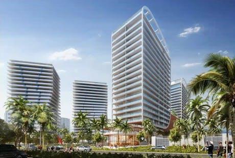 MR.C Residences Miami