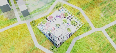 Upcoming Project Concept - Mixed Use Tower Vol.3
