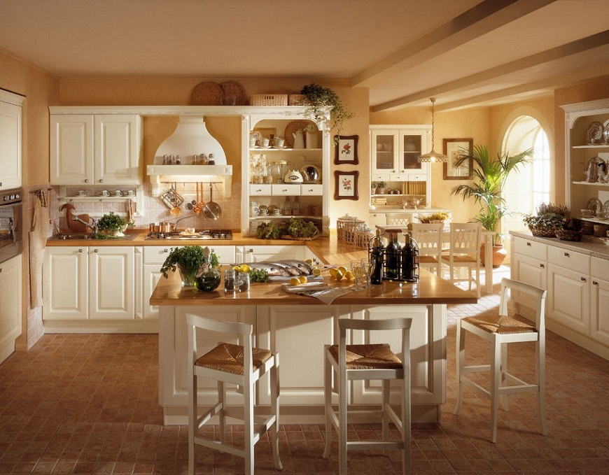 Cucine berloni classiche 2