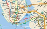 Influential New York City subway map designer Michael Hertz has died