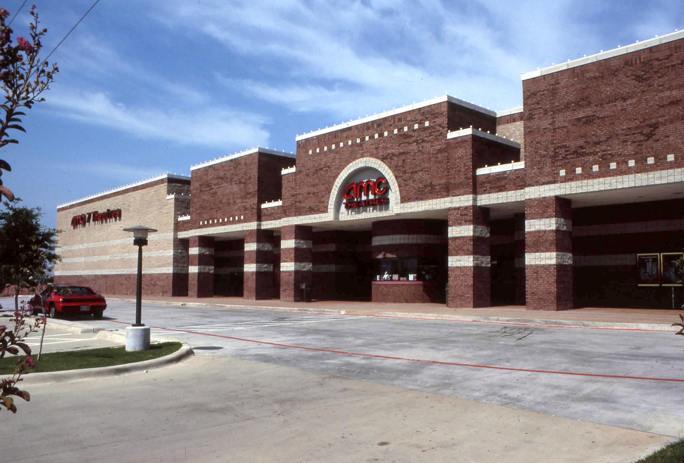 Movie theatre in plano texas