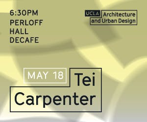 Lecture with Tei Carpenter