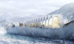 BIG's winning design for the new San Pellegrino flagship factory