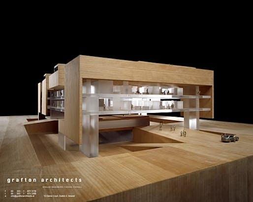 Image Credit Grafton Architects
