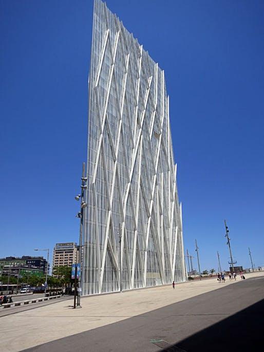 Barcelona Sensuous City Blogs Archinect