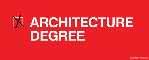 Unwanted Degree #1 U003d Architecture?