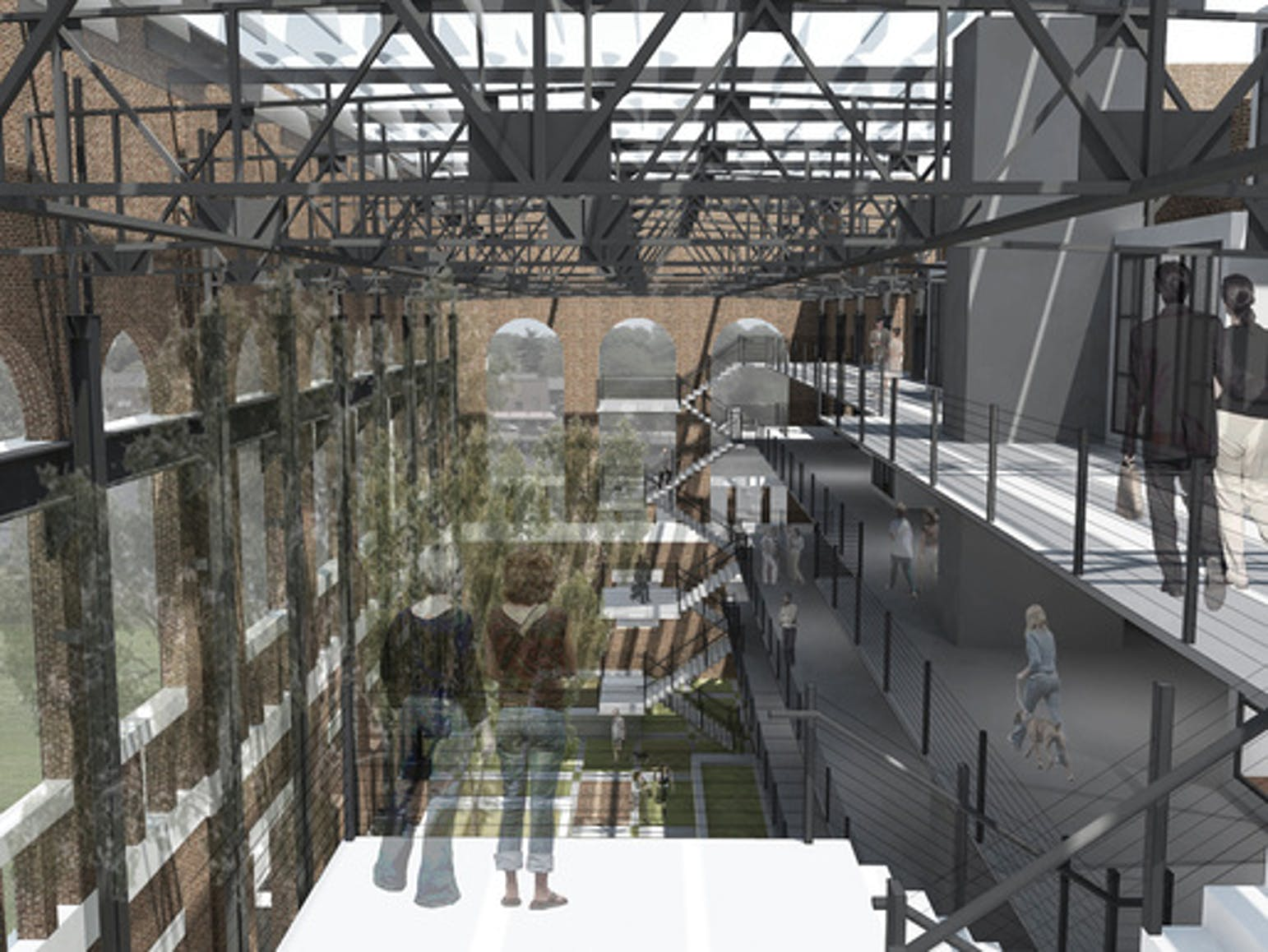 adaptive reuse architecture thesis Restoring authenticity through adaptive reuse is a year long thesis project of research and reflection paper thesis is a vital part of the architectural realm.