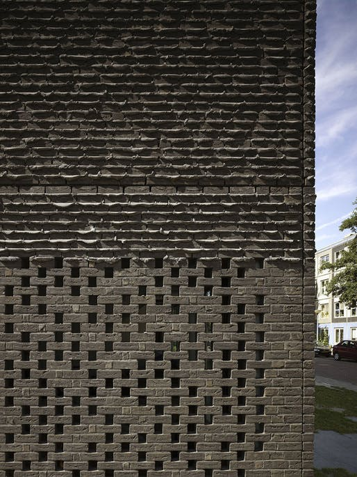 Ten Top Images On Archinect S Quot Bricks Amp Stones Quot Pinterest