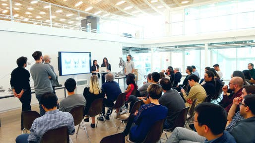 Strategic partner visit eth zurich blogs archinect zurich conducted a joint presentation at eth zurichs newly constructed nccr facility followed by the presentations utokyo students and researchers toneelgroepblik Images