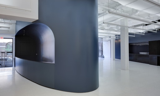 red bull new york office. The Red Bull New York Studios Will Be Used As A Space For Experimentation. Programming Is Geared To Encourage Exchange And Production With Goal Office