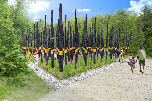 22 landscape installations now at the 15th International Garden ...