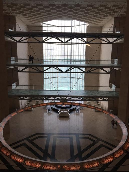 Qatar A Tasting Menu Of Doha Blogs Archinect