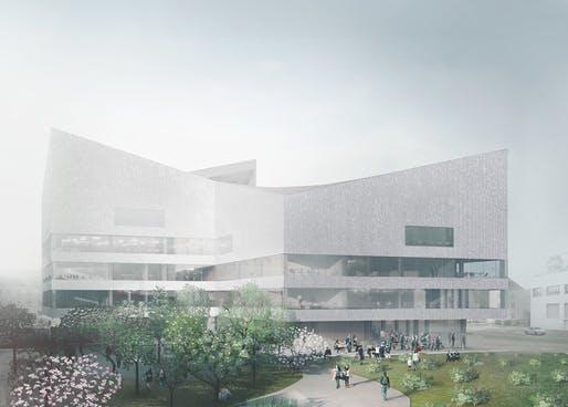 OAC, Esa Ruskeepää Architects, and AS  Architecture Studio
