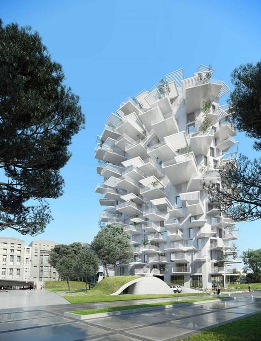 A Brief History Of Twisted Apartment Buildings News Archinect
