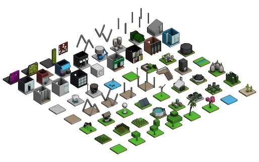 Interdependent city design video game blockhood launches thursday the perpetually evolving game which has its public launch march 10th has five modes sandbox which allows players to build a resources constrained ccuart Gallery