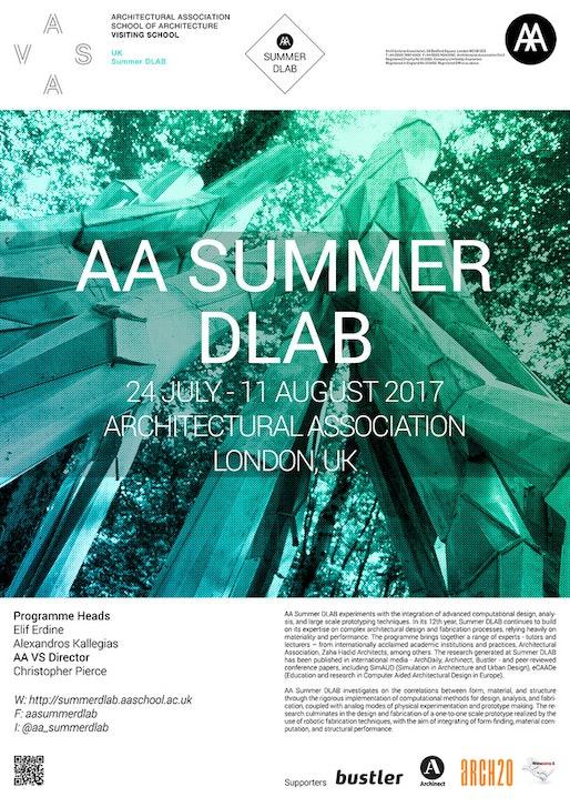AA Summer DLAB 2017