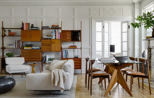 """Ten Top Images on Archinect's """"Living Spaces"""" Pinterest ..."""