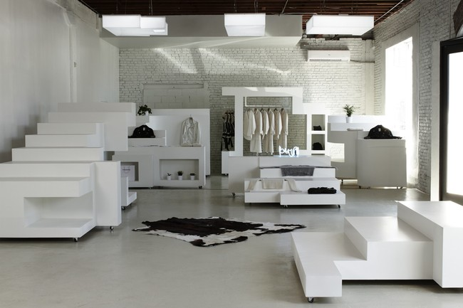 Bureau spectacular s first retail project is now open in l a s