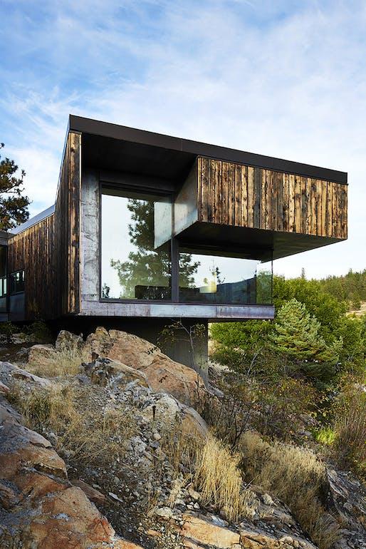 D Arcy Jones Architecture Named Raic 2017 Emerging