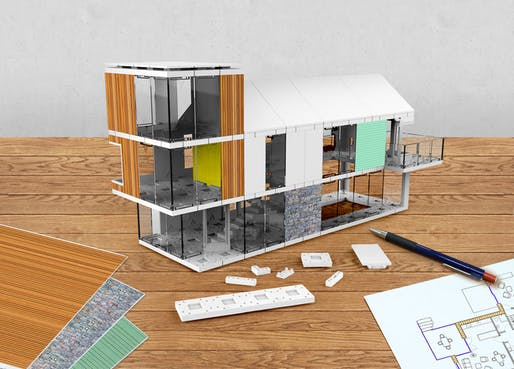 Envision your next design with arckit giveaway news archinect - Architecturally designed kit homes ...