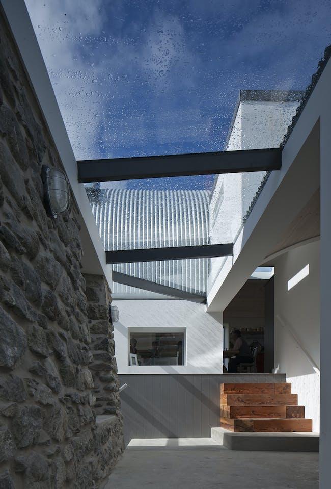 2014 RIBA Stephen Lawrence Prize winner: House No 7 in Scotland by Denizen Works. Photo credit: David Barbour