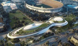 LA is selected for George Lucas's Museum of Narrative Art