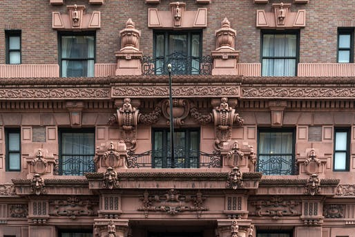 The Lucerne Hotel on Manhattan's Upper West Side. Image © Mal B/Flickr (CC BY-ND 2.0)