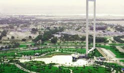 The Dubai Frame is becoming a reality, to be complete end of 2014