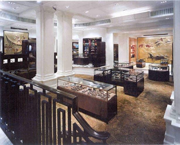 87b735646 Bergdorf Goodman Men's Store | Stephen Siegel | Archinect