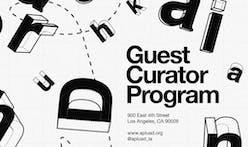 2019 Guest Curators at A+D Museum Announced