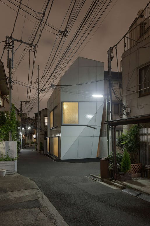 "<a href=""https://archinect.com/Wiel-Arets-Architects/project/a-house"">A' House</a> in Tokyo, Japan by <a href=""https://archinect.com/Wiel-Arets-Architects"">Wiel Arets Architects</a>; Photo: Jan Bitter"