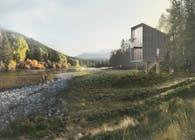 Wenatchee River Cabin