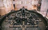 100,000-piece gargantuan afrofuturist lego sculpture acquired by Aga Khan Museum