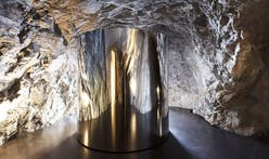 "The Muzeum Susch is an ""alpine chalet, primitive grotto and Bond villain's lair in one"""