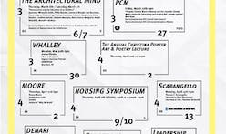 Get Lectured: Pratt Institute, Spring '15