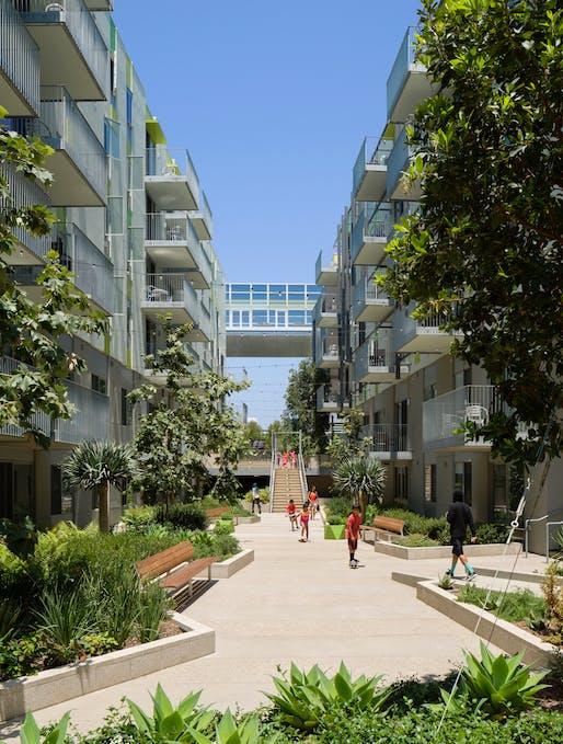 Belmar Affordable Apartments. Photo © Eric Staudenmaier.