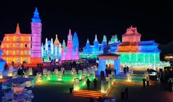 World's largest annual ice festival transforms north-eastern China