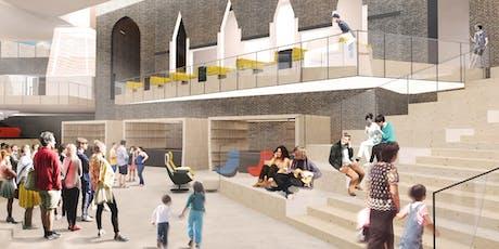 Concept for Cultural Center /// Minneapolis, MN