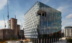 The U.S. Embassy in London receives a 2020 Award of Excellence from Council on Tall Buildings and Urban Habitat