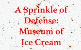 Extra Extra: A Sprinkle of Defense of the Museum of Ice Cream