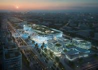 10 Design | Nanjing Dajiaochang Airport Mixed Use Development