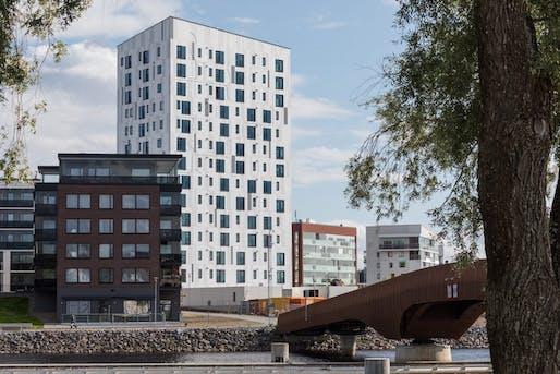 Lighthouse Joensuu © Arcadia Oy arkkitehtitoimisto