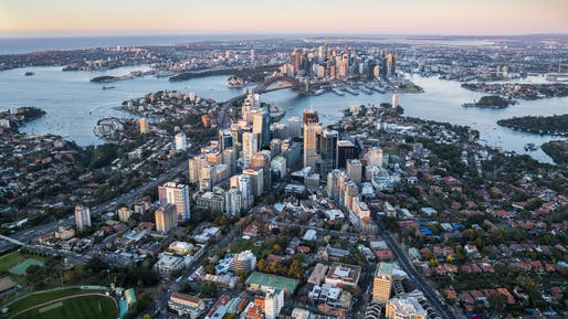 Image: North Sydney, Bates Smart © Ethan Rohloff