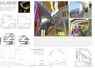 Studio-House, Muralist